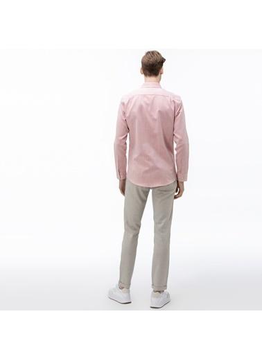 Lacoste Erkek Slim Fit Pantolon HH0013.13K Bej
